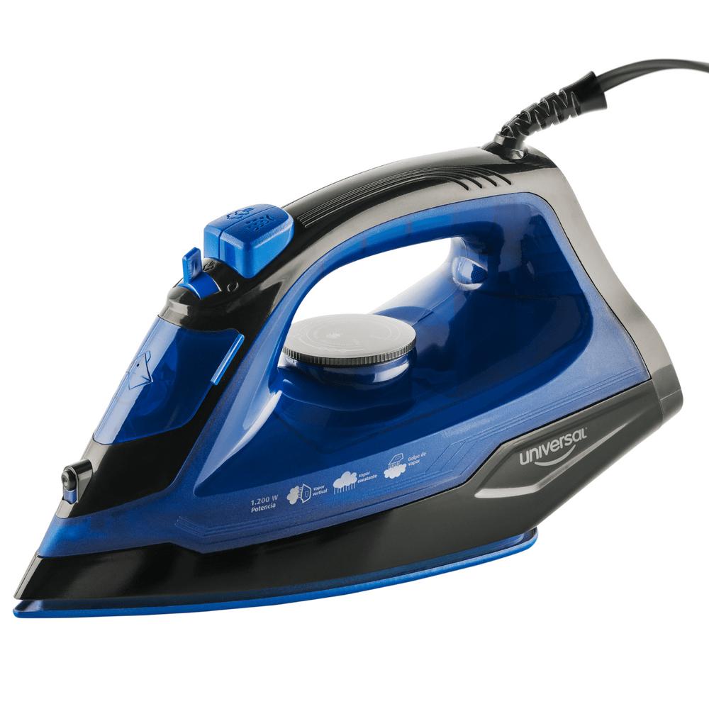 plancha-vapor-azul